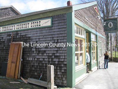 Owner Sumner Richards has brought his store back to Damariscotta. Many in Waldoboro will miss its presence on Friendship Street, but the new store is just down the road apiece and with some interesting surprises. (J Maguire photo)