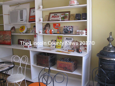 Any of these objects look familiar? Fernald's Country Store has moved back to Damariscotta in a new location by the Twin Villages bridge. (J Maguire photo)