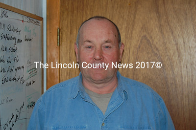 David Sutter wants to be the next Wiscasset Road Commissioner. (J. Maguire photo)