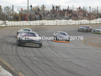 Over 150 racers participated in Race Day at the Wiscasset Raceway, Oct. 15. (A. Brodsky photo)