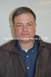 Henry Simmons, incumbent candidate for Nobleboro Selectman. (Samuel J. Baldwin photo)