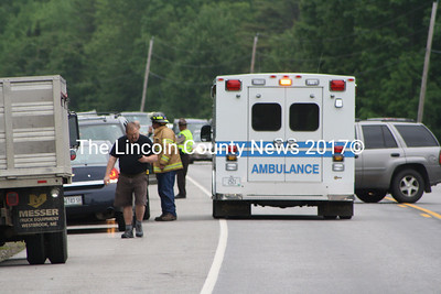 The Lincoln County Sheriff's Office, Maine Warden Service and local responders mounted an extensive ground search for a missing Nobleboro man June 13.  Fernald Cunningham, 83, was eventually found by a Maine Warden Service K-9 team approximately 600 feet from his Back Meadow Road home. He was conscious when he was found and was transported to Miles Memorial Hospital for treatment.