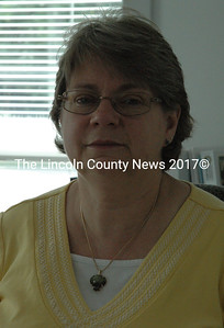 Waldoboro Interim Town Manager Eileen Dondlinger. (Samuel J. Baldwin photo)
