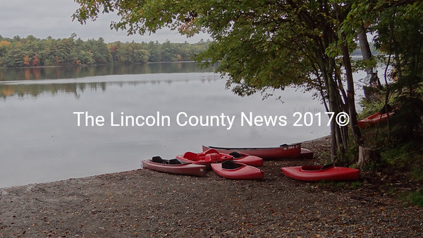 Seasonal and shorter-term campers can rent kayaks and other boats at Duck Puddle Campground in Nobleboro. (Shlomit Auciello photo)