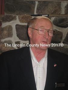 Peter Ogden, Army veteran. (Photo by Nancy Wilson)