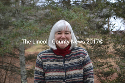 In January, Maureen Hoffman is stepping down after 10 years as executive director of the Sheepscot Valley Conservation Assocation. (D. Lobkowicz photo)