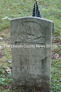 Edward K. Hatch, son of David and Nancy Hatch, died on Sept. 11, 1863 from wounds sustained during a Civil War battle.