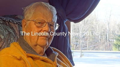 Waldoboro Budget Committee member John Higgins is looking for ways to reduce the Public Works Department's overtime budget. (Shlomit Auciello photo)