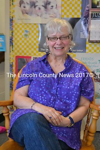 Sue Lippert, WMS Guidance Counselor for 20 years, is stepping down as of June 30.  (Honora Perkins photo)