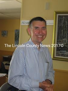 Dr. Timothy Goltz. (Nancy Wilson photo)