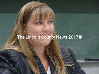 Maine Dept. of Environmental Protection Presiding Officer and Policy Director Heather Parent will hear testimony, Aug. 17, in regard to a petition request to set a water level for Clary Lake in Whitefield and Jefferson. (Shlomit Auciello photo)