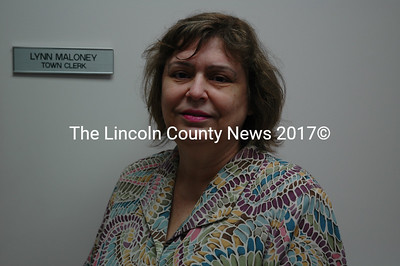 Newcastle interim Town Administrator Lynn Maloney. Maloney is a longtime Newcastle resident and second-generation Newcastle town clerk. (J.W. Oliver photo)