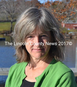Jody Jones is the executive director for the Damariscotta Lake Watershed Association. (D. Lobkowicz photo)