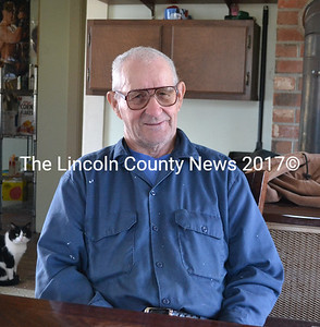 After 71 years as part of the workforce, Alton Simmons, 81, of Newcastle, retired on Oct. 25. (D. Lobkowicz photo)