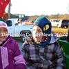 All bundled up and and ready for the horse and carriage ride through Wiscasset are (from left) Ashia Keith and Owen St. Pierre. (Kathy Onorato photo)