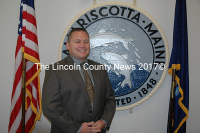New Damariscotta Police Chief Ron Young will start work Tuesday, Sept. 3. (J.W. Oliver photo)