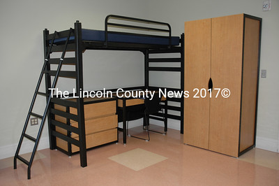Lincoln Academy dormitory open house