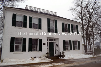 The Wiscasset Public Libray re-opened Jan. 7 have after a heating problem forced a three-day closure. (Kathy Onorato photo)