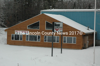 The former Meyer Products LLC facility in Damariscotta, Thursday, Dec. 26, 2013. The East Boothbay company Hodgdon Shipbuilding LLC is going to build custom yacht tenders at the long-vacant facility. (J.W. Oliver photo)