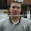 Damariscotta Parking Enforcement Officer Luke Bibber (J.W. Oliver photo)