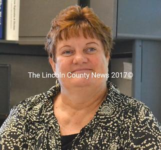 Heidi Leinonen is Nobleboro's new deputy town clerk. (D. Lobkowicz photo)