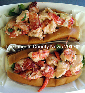 Customers can order a traditional lobster-and-mayo roll or opt for homemade cilantro lime or tomato basil mayonnaise. The Lanes plan to add a lobster BLT to the menu soon.