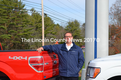 David Warford recently returned to the sales team at Wiscasset Ford after 27 years.