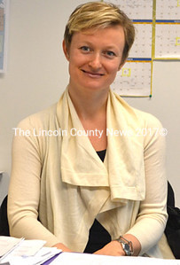 Waldoboro Planning and Development Director Willa Antczak resigned effective May 16 to take a new job with Cape Elizabeth Land Trust. (D. Lobkowicz             photo)