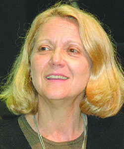 Senate District 23 candidate Alice Knapp, a Green Independent, from Richmond. (J.W. Oliver photo, LCN file)