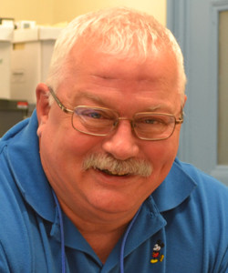 Lincoln County Treasurer Rick Newell (D. Lobkowicz photo)