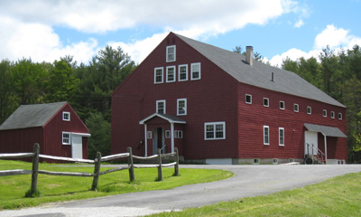 Indian Trail Antiques occupies the building formerly home to Country Farm Furniture on Sheepscot Road in Newcastle. (Photo courtesy Charles Harris)