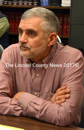 Lincoln County Planner Robert Faunce is still hoping to have a Wiscasset to Bootbay shuttle service available this summer. (Kathy Onorato, LCN file photo)