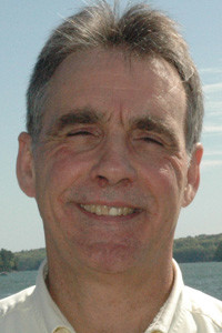 Damariscotta Board of Selectmen candidate Jim Cosgrove brings business experience and a strong grasp of town issues to the race. (J.W. Oliver photo)