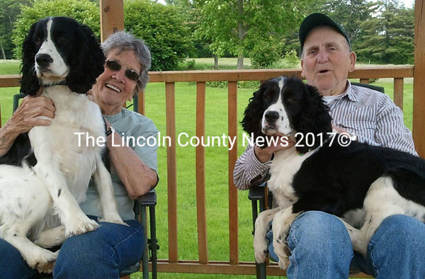 Gerry and Roland Jones, of Jefferson, have been selected as the winners of the WGME-TV, Channel 13, Maine's Cutest Couple contest.
