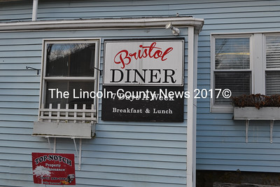 "The Bristol Diner is up and running six days a week. ""We decided to take Wednesdays off,"" proprietor Deb Thibault said. The diner seats 25. (Michelle Switzer photo)"