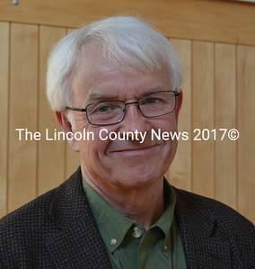 "Mark Winne, author of ""Closing the Food Gap,"" was the keynote speaker at the ""Local Food, Local Hunger"" forum Saturday, March 7. He spoke of the broad causes for food insecurity and advocated for increased involvement in public food security policy. (Abigail Adams photo)"