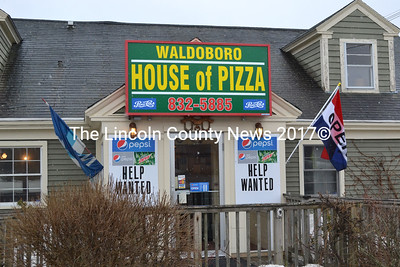 The new Waldoboro House of Pizza opened its doors on Monday, March 30. (D. Lobkowicz photo)