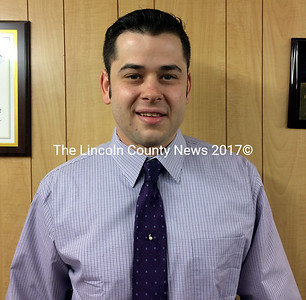 Lincoln County Sheriff's Office Detective Jared Mitkus. (J.W. Oliver photo)
