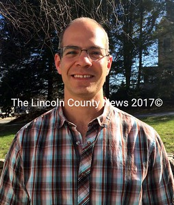 Joshua Jacobs is running for a three-year term representing Newcastle on the Great Salt Bay School Committee. (J.W. Oliver photo)