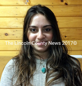 The Lincoln County News summer intern Olivia Canny.