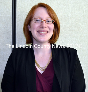 """Mobius Inc. Executive Director Rebecca """"Becca"""" Emmons was hired to lead the Damariscotta-based agency after prior stints as a volunteer, intern, entry-level employee, and program manager. (J.W. Oliver photo)"""