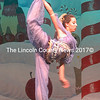 """Ayanna Main dances the part of the Arabian Dancer in """"Land of the Sweets."""" (Eleanor Cade Busby photo)"""
