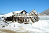 "Snow has taken another building, as this 1966 barn in Newcastle partially collapsed recently. (Photo courtesy Sherrie Tucker,  <a href=""http://www.sherrietucker.com"">http://www.sherrietucker.com</a>)"