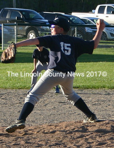 Adam Sirois pitched a perfect game on May 20, striking out 17 of the 18 batters he faced.