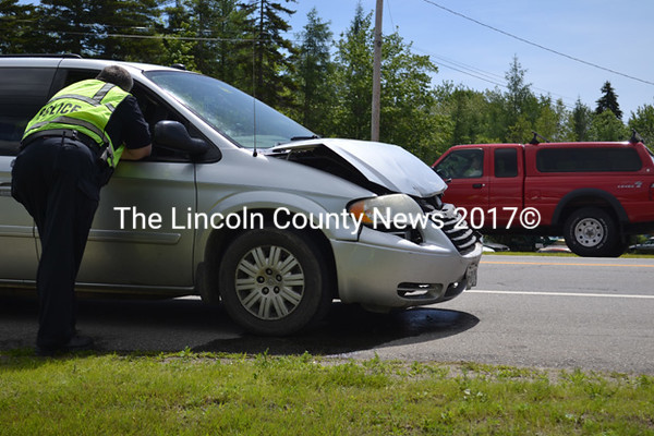 Three Injured in Route 1 Accident in Waldoboro - The Lincoln County News