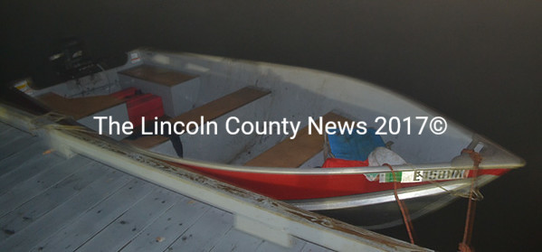 A multi-agency search was initiated shortly after 10:15 p.m. Thursday, July 30 when four boaters in this 14-foot Lund went out for what they said would be a short ride in the early evening and did not return. The boaters returned at approximately 11:10 p.m. unharmed. (Abigail Adams photo)