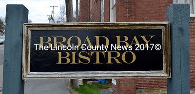 Waldoboro's Broad Bay Bistro has a new owner. (J.W. Oliver photo)