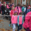 Participants in Making Strides Against Breast Cancer start the 3-mile walk Sunday, Oct. 23. (Maia Zewert photo)