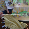 """A yellow blanket belonging to Kate Kastelein's son was part of the inspiration for Kastelein's book """"Blankie's Diary."""" Crystal McLain illustrated the book. (Maia Zewert photo)"""