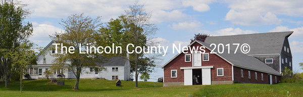 During Inn Along the Way's spring gathering Saturday, May 28, visitors will have a chance to explore the 19th-century home and barns and the 31-acre Chapman Farm property at 741 Main St. in Damariscotta. (Maia Zewert photo)